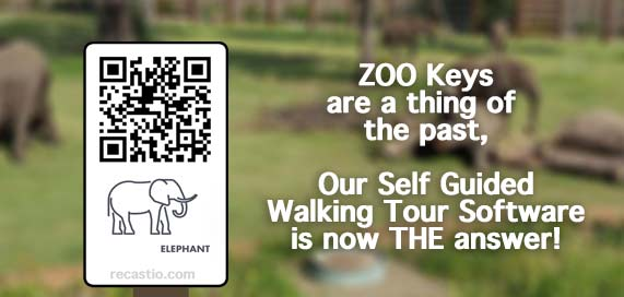 Self Guided Tour Software With Audio | Self Guided Walking Tour Software
